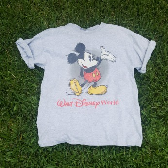 Vintage Mickey Mouse Tee